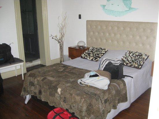 Hotel boutique BONITO Buenos Aires: Dormitorio