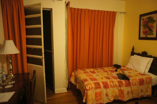 Hotel Casa Gonzalez: Kamar yang nyaman