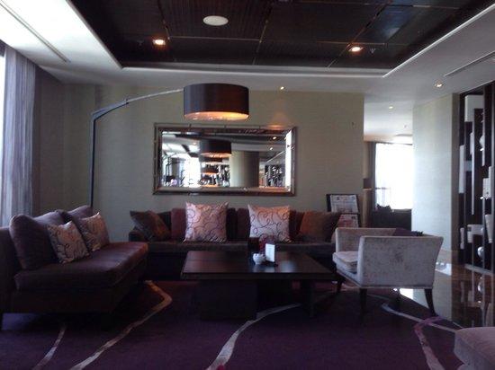 Sofitel Bangkok Sukhumvit : Club lounge