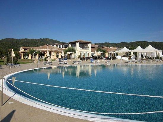 Hotel Baia del Porto: la piscine