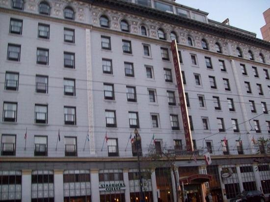 Front of the Hotel Whitcomb
