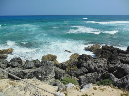 El Cozumeleño Beach Resort: East side of the Island