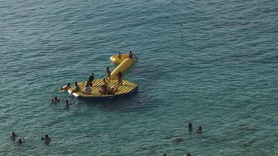 El Cozumeleño Beach Resort: more fun on the floaty!