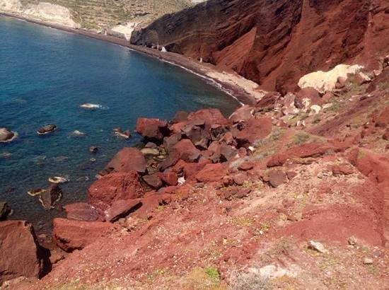 Red Beach: different planet