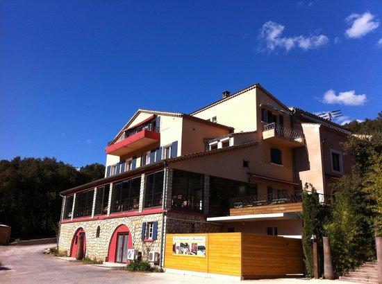 Hotel Le Belvedere: L'hôtel