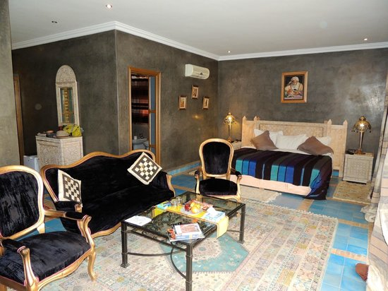 Hotel Sultana Royal Golf: suite