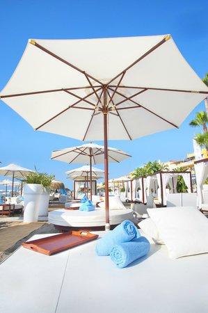 Playa Miguel Aparthotel: Cama Balinesa - Balinese Bed