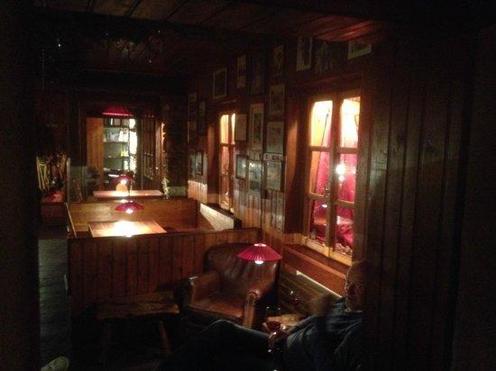 Les Neiges d'Antan : de gezellige bar