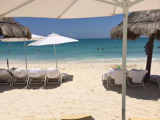 Fairmont Mayakoba: Beach