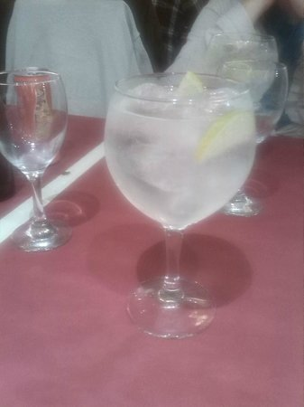 Un Capítol de Viêtnam: Le Gin-Tonic offert lors de notre deuxième visite :-)