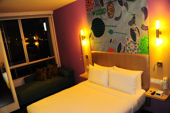 ibis Styles Kuala Lumpur Fraser Business Park : La chambre