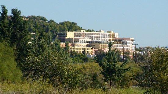 Mare Nostrum Thalasso Hotel : Маре Нострум Отель