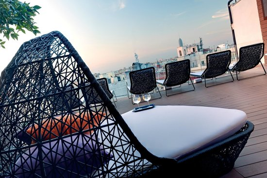 Hotel Indigo Madrid - Gran Via : Roof Top Terrace