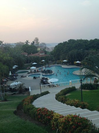 Occidental Papagayo - Adults only : La  piscina