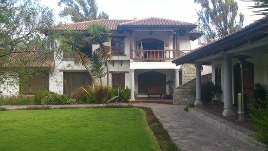 Hacienda Abraspungo : Suite planta alta hermosa