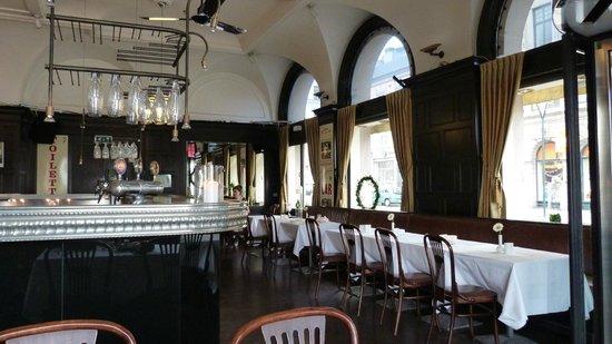 Elite Hotel Savoy: Dinning Room