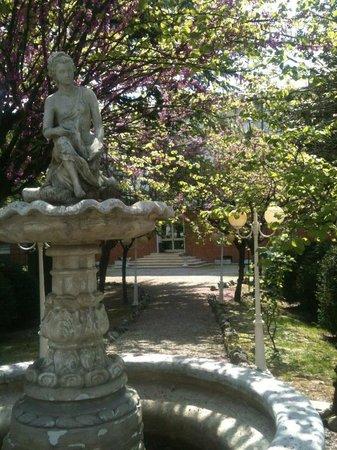 Villa Delle Fonti: giardino