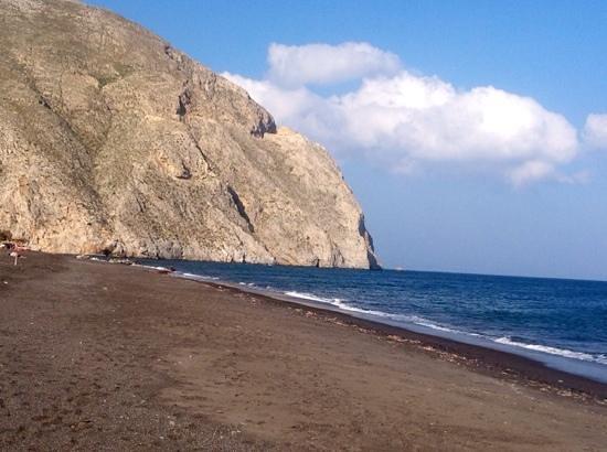Perissa Beach: brilliant view