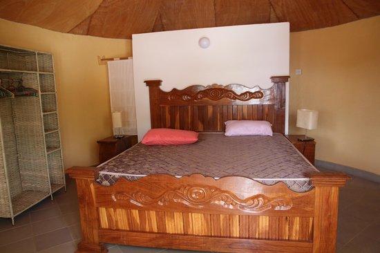 Mango Lodge: habitación de la suite exterior