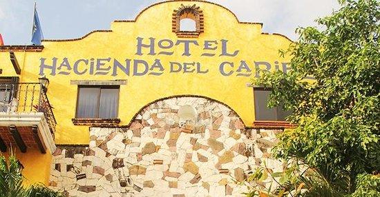 Hotel Hacienda del Caribe: FACHADA / FRONT