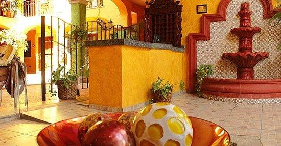 Hotel Hacienda del Caribe: LOBBY