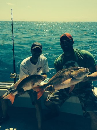 Key West Fishing Connection - Private Charters: Doubled up!