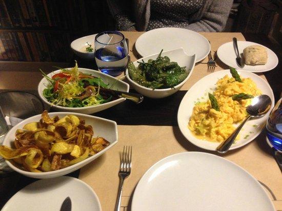 Taberna da Praca - Pestana Cidadela Cascais: Platillos