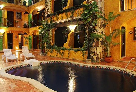 Hotel Hacienda del Caribe: PISCINA / POOL