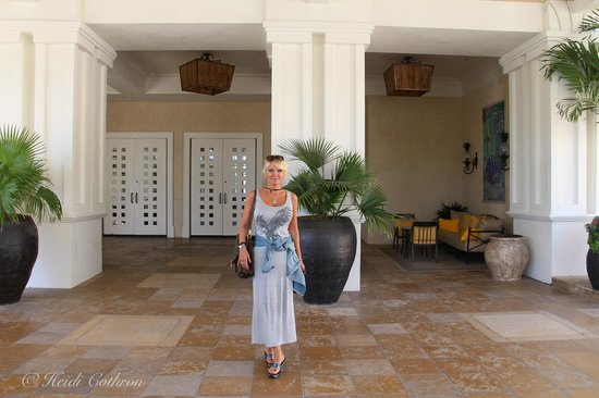 Sandpearl Resort: entrance