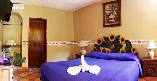Hotel Hacienda del Caribe: HABITACIÓN SINGLE KING