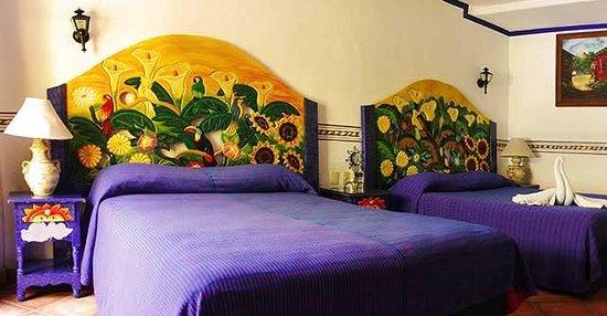 Hotel Hacienda del Caribe: DOBLE QUEEN