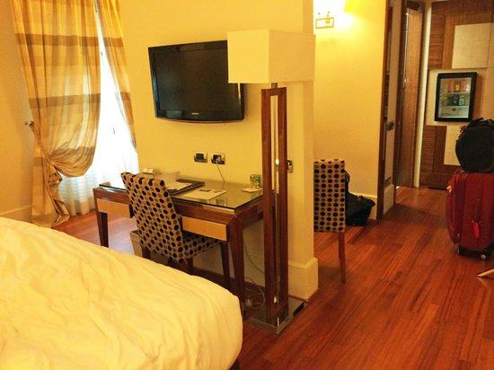 UNA Hotel Roma: Room 612