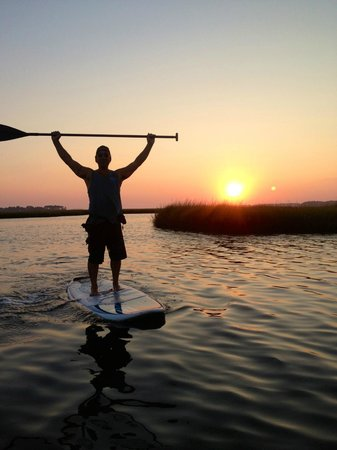 Delmarva Board Sport Adventures: Delaware Seashore State Park