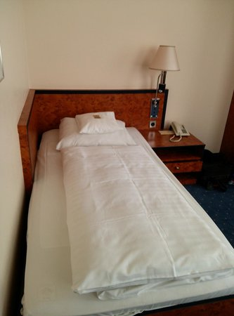 Hotel Arkadia: Single Bed