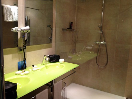 Jazz Hotel : Baño Junior Suite