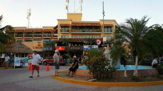 Quinta Avenida: Playa del Carmen