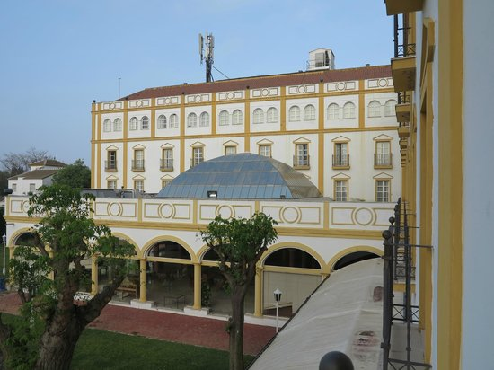 Exe Gran Hotel Solucar: BONITA VISTA DEL HOTEL
