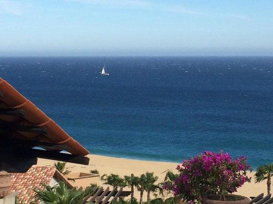 Pueblo Bonito Sunset Beach Golf & Spa Resort: Vista de la habitacion