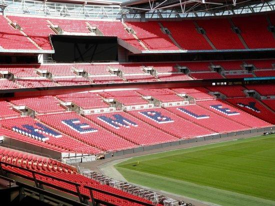 Wembley Stadium Seating Plan Level 5 Ed Sheeran Wembley
