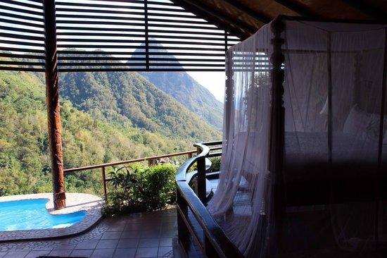 Ladera Resort: Room O