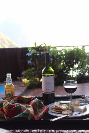 Ladera Resort: Room service