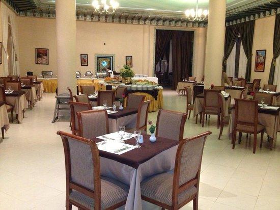 Ryad Mogador Agdal : Hotel Restaurant