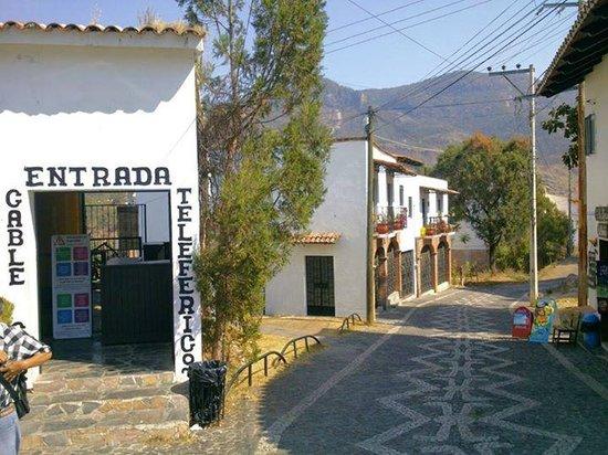 Teleférico de Taxco
