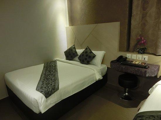 Fragrance Hotel - Ruby: 客室