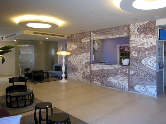 Eden Hotel: La reception