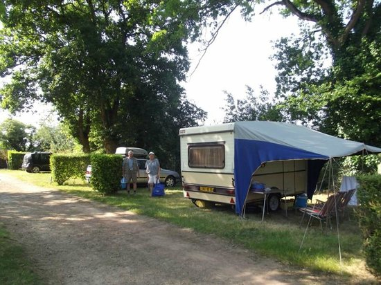 Camping Sun Ocean : emplacements camping