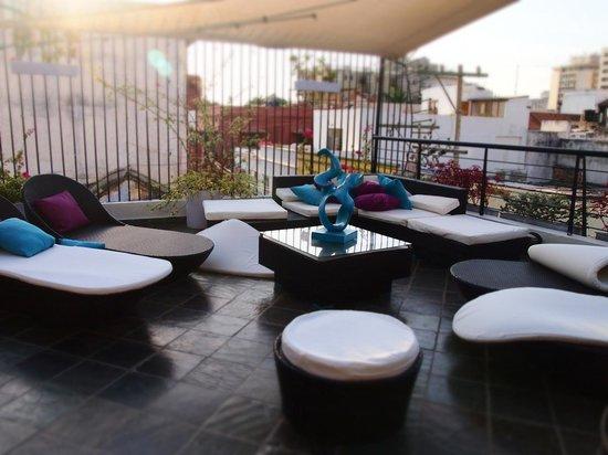 Casa de Leda - a Kali Hotel: Roof Terrace