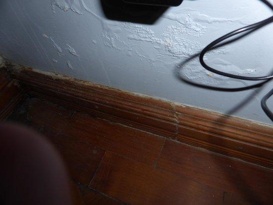 mur moisi amazing moisissures sur les murs with mur moisi good comment enlever des taches de. Black Bedroom Furniture Sets. Home Design Ideas