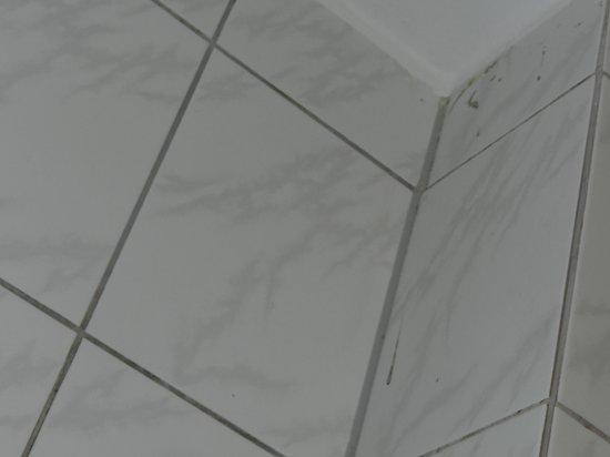 Hotel Drei Koenige : Badezimmer Dusche