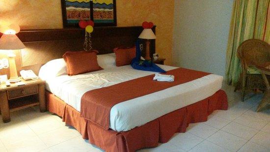 Grand Bahía Principe San Juan: King bedroom